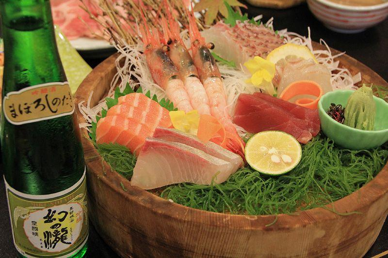 海と山の幸満載、グリーンホテル喜泉の贅沢料理!