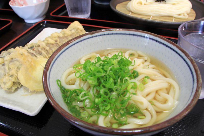 うどん県のお隣岡山で、是非食べたい讃岐うどん「たぬき屋」