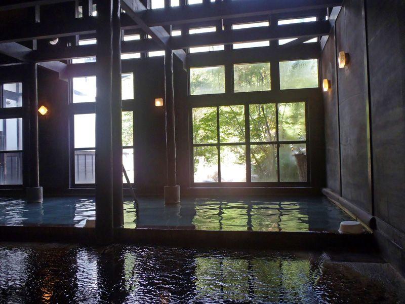 温泉だけでなく自然も美食もたっぷり!奥飛騨温泉郷「ひらゆの森」