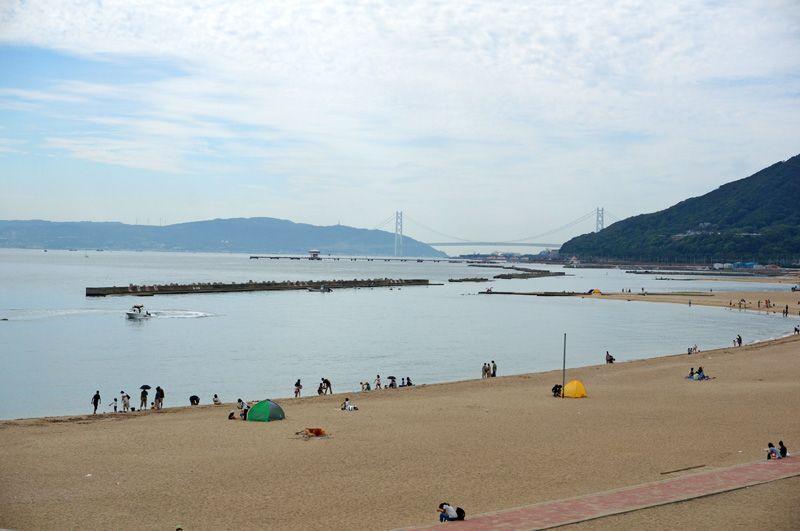 3.須磨海水浴場(兵庫県)