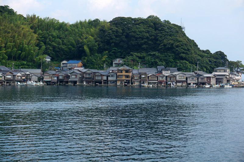 まさに京都の海の都!伊根の舟屋で絶景と美食を満喫