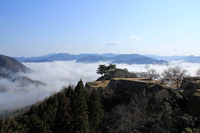 """""""天空の城""""竹田城と周辺のおすすめ観光スポット7選!"""
