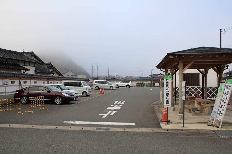 竹田城に朝一番に登るのに必要なちょっとしたコツ