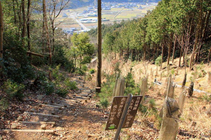 下城もゆっくり竹田城付近の歴史を散策しましょう