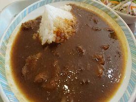 朝食なのに松阪牛すじ肉カレー食べ放題!松阪シティホテル