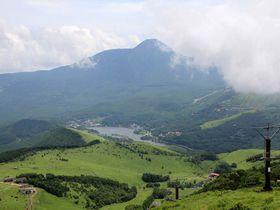 雲上の世界、信州霧ヶ峰最高峰「車山」へリフトで気軽に登頂