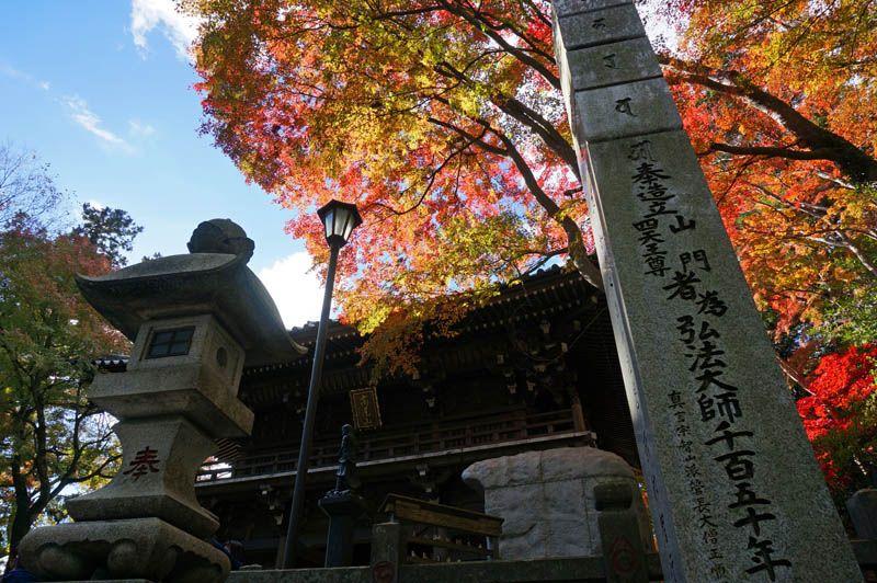 高尾山薬王院で紅葉のお寺参りを満喫しよう