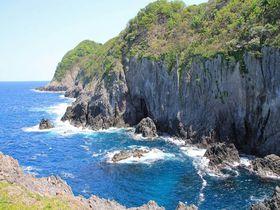 青い海と断崖絶壁を楽しむドライブ!兵庫・香住海岸〜竹野海岸