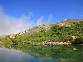子供と一緒でも目指せる天空の池!白馬「八方池」