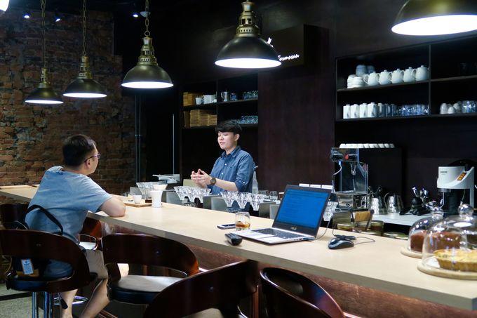 こだわりのコーヒーが美味しい穴場カフェ「森高砂咖啡」で3時の休憩を!
