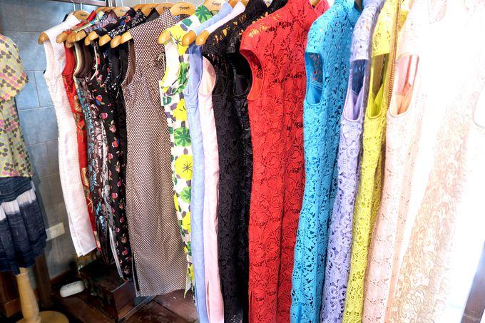 「圓融坊(PANAPINA)」で、普段着として着れるチャイナドレスワンピースを手に入れよう!