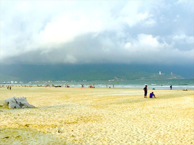 「世界で綺麗なビーチ6選」に選ばれたミーケビーチ