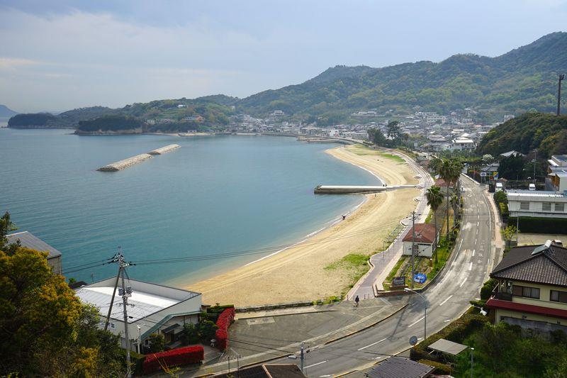 海を見下ろす高台のペンション!小豆島「カントリーインザホワイトマリーン」