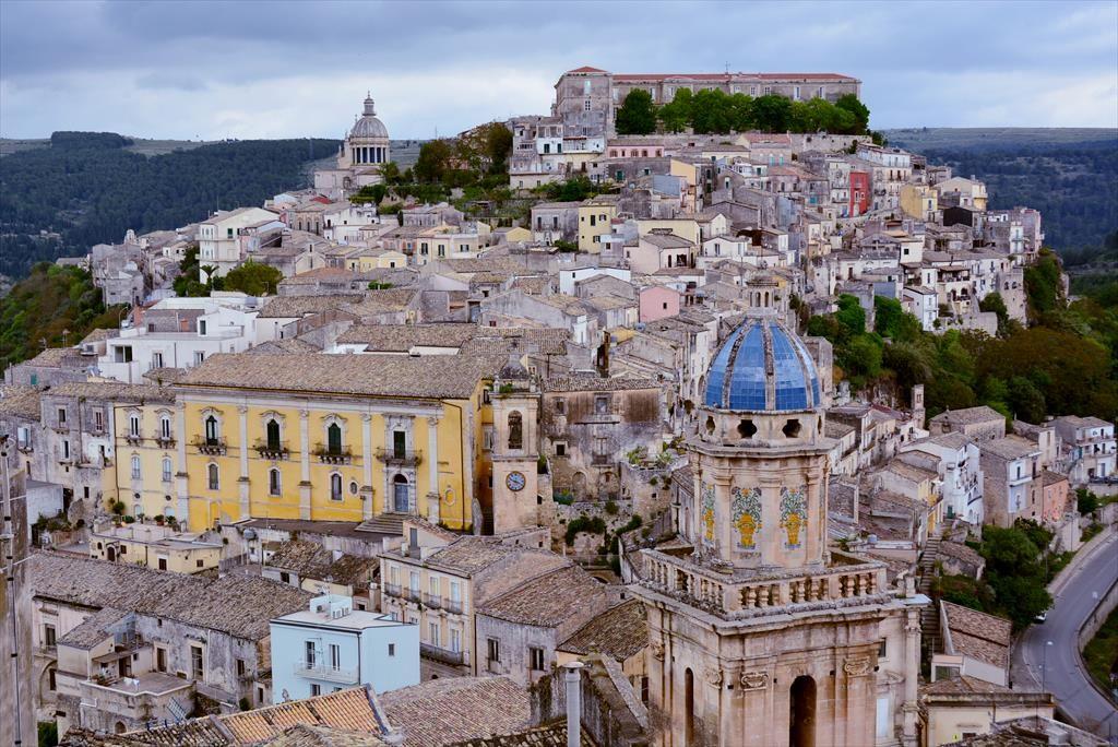 美しきバロック建築が佇む古代都市「ラグーサ」(イタリア)
