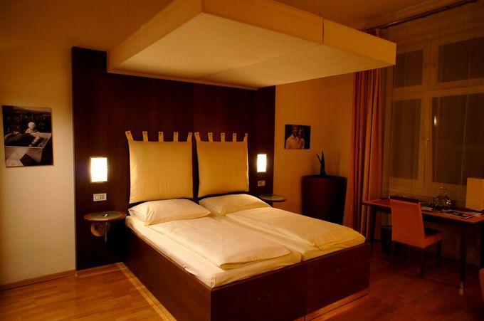 3.ホテル ラトハウス ワイン&デザイン(ウィーン)