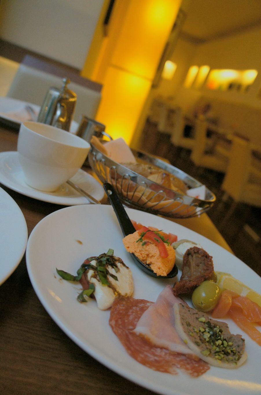 ホテル自慢の美味なる朝食は種類も豊富!