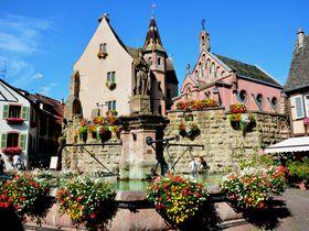 絵本の世界へようこそ♪フランス・アルザス地方の美しい村を訪ねて