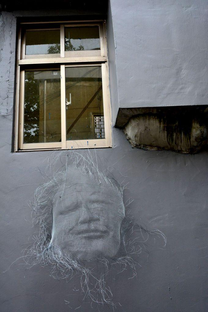 凡人には理解し難い芸術作品に驚きと笑いを感じよう♪