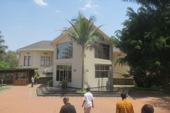 ルワンダの歴史・虐殺を学ぶことができるキガリ虐殺記念館。