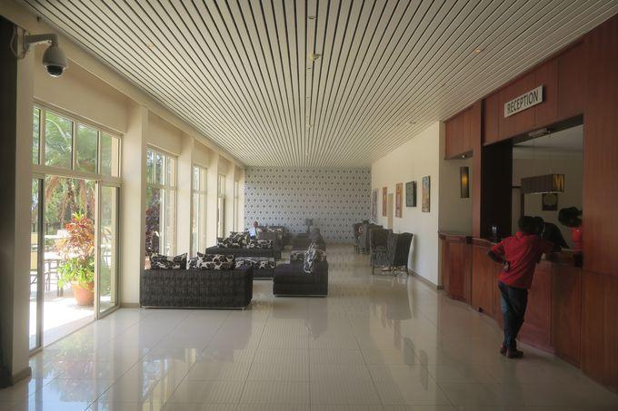 映画『ホテル・ルワンダ』の舞台となったホテル、「ホテル・ミル・コリンズ」