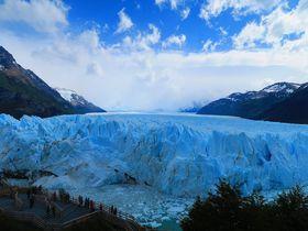 世界3位の規模!青く輝くアルゼンチン「ペリト・モレノ氷河」をトレッキングしよう