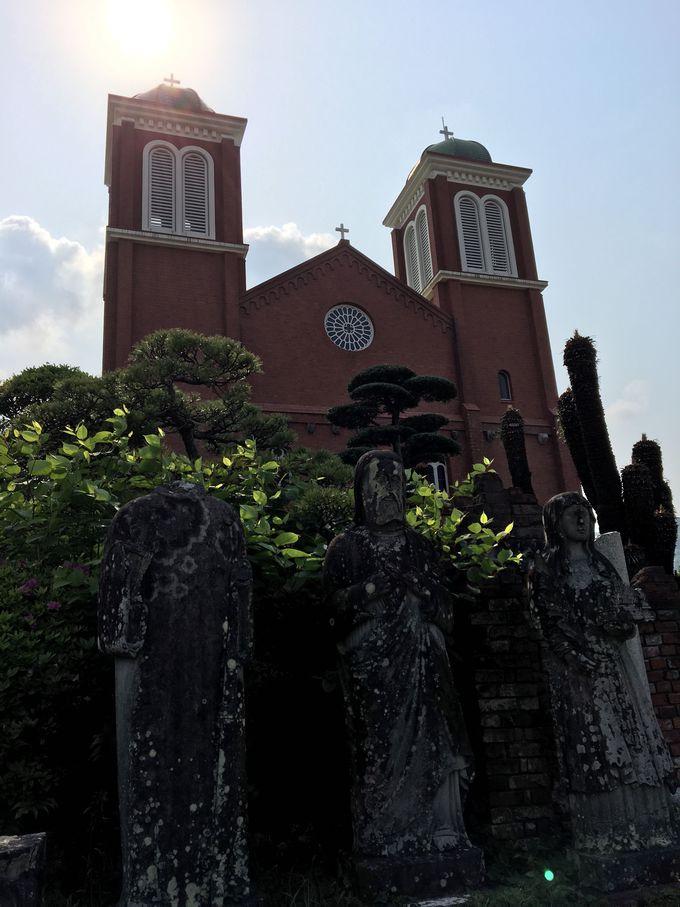 浦上天主堂でのミサ体験