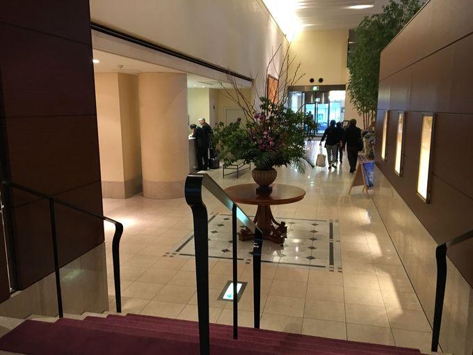 2.オーセントホテル小樽