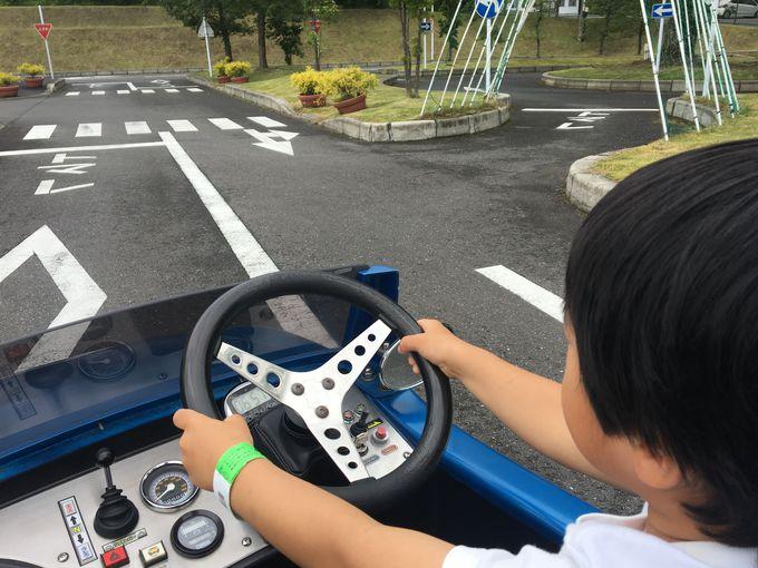 上手に運転して免許を取ろう!
