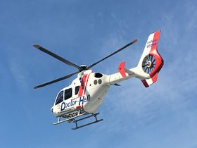 京都の空のヒーロー!災害や人命救助に欠かせないヘリコプターを体験しよう!