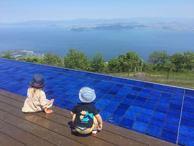 SNS映え必至!心が癒される「びわ湖テラス」からの絶景