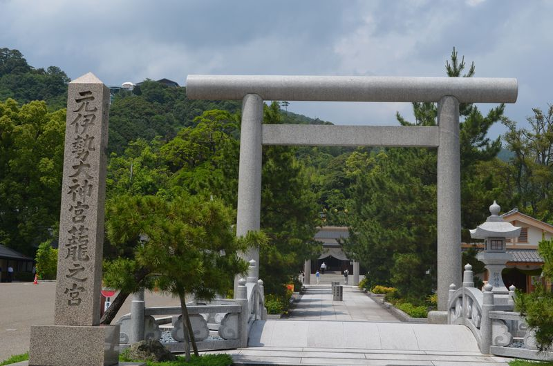 歴史ミステリー満載!パワースポット・京丹後「元伊勢籠神社」