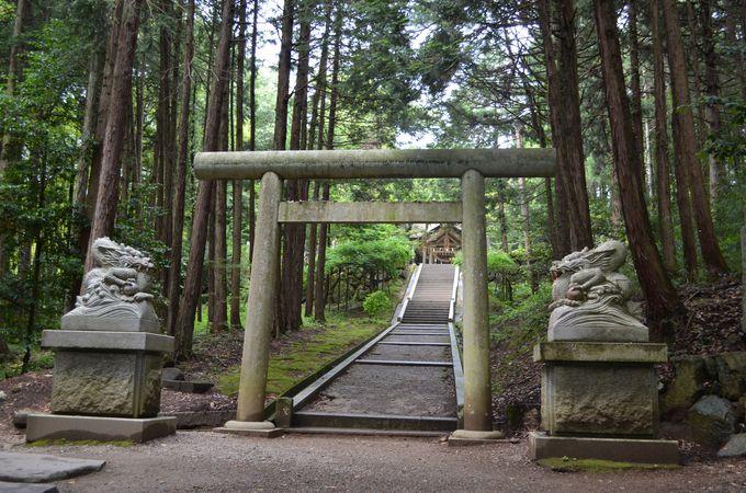 奥宮・眞名井神社