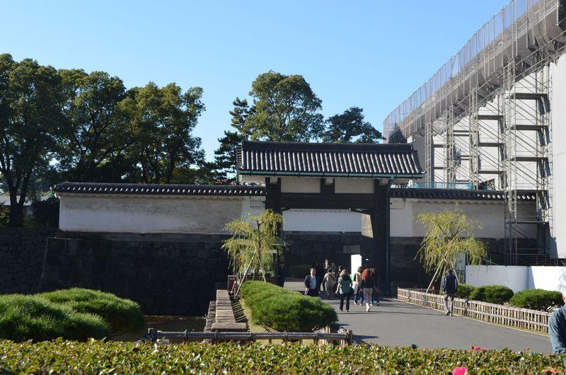 皇居東御苑とは