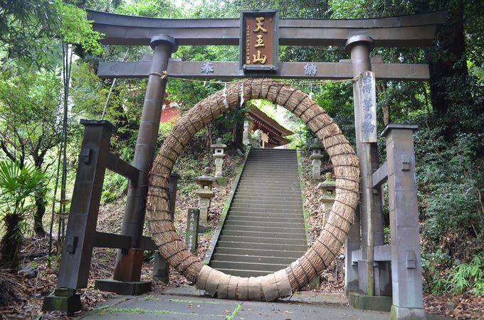 神仏分離から逃れた寺