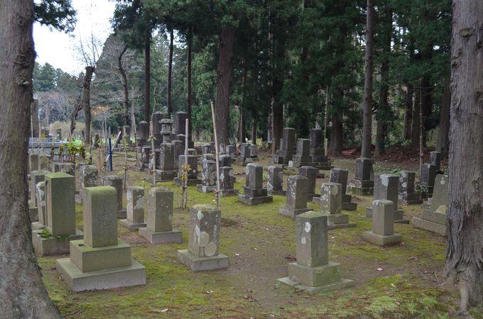もう1つの金谷山〜会津藩士の墓〜