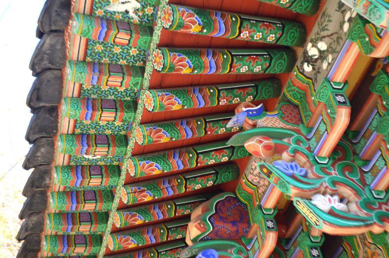 必見!東京あきる野市「妙見宮」日本で楽しむ古代韓国式建物