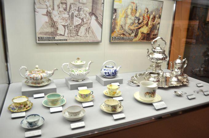 お茶の作り方・飲み方の歴史〜英国のティー文化に影響を与えた緑茶〜