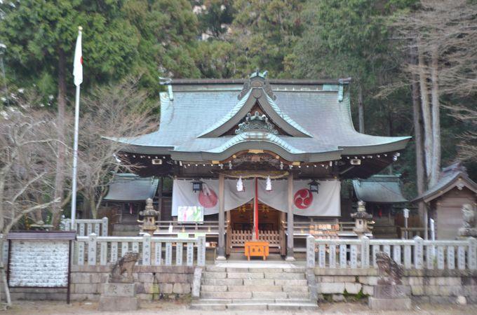 9.湯泉神社