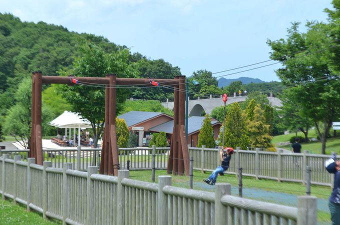日本海側(本州)で最大規模となる広大な公園