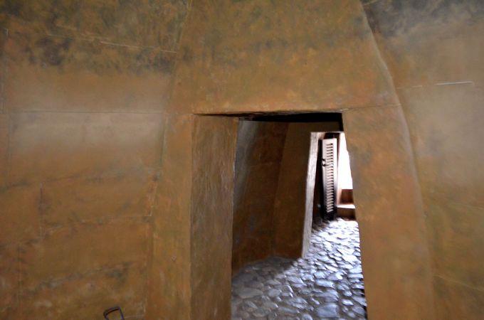 古墳の石室に入ってみよう!