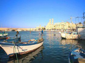 南イタリアの港町バーリ ロマンチックな街並みと美しい海をめぐる旅