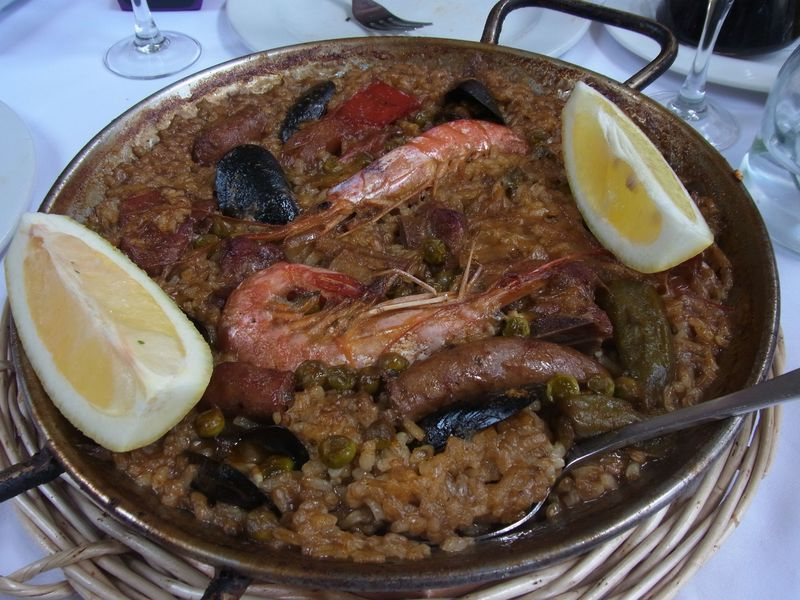 バルセロナの美味しいパエリヤは絶対にココ!「ラス キンザ ニッツ(Les Quinze Nits)」