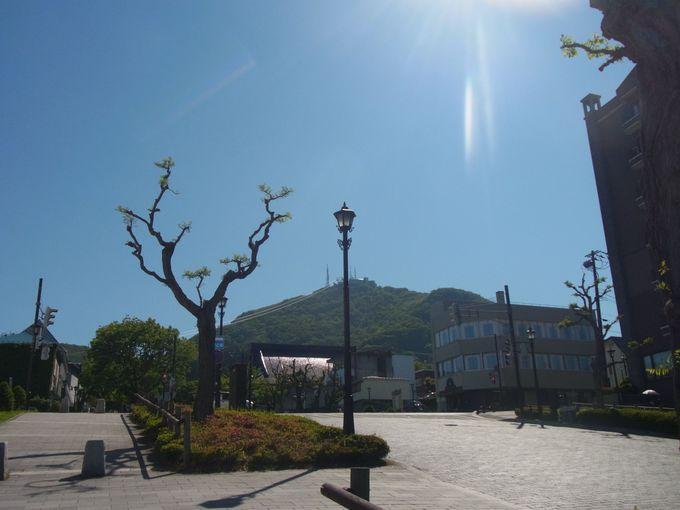 「八幡坂」で思いっきり深呼吸!リフレッシュしましょう!!