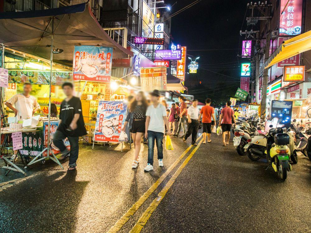14. 台北から1時間で行ける穴場夜市「羅東夜市」(宜蘭県)