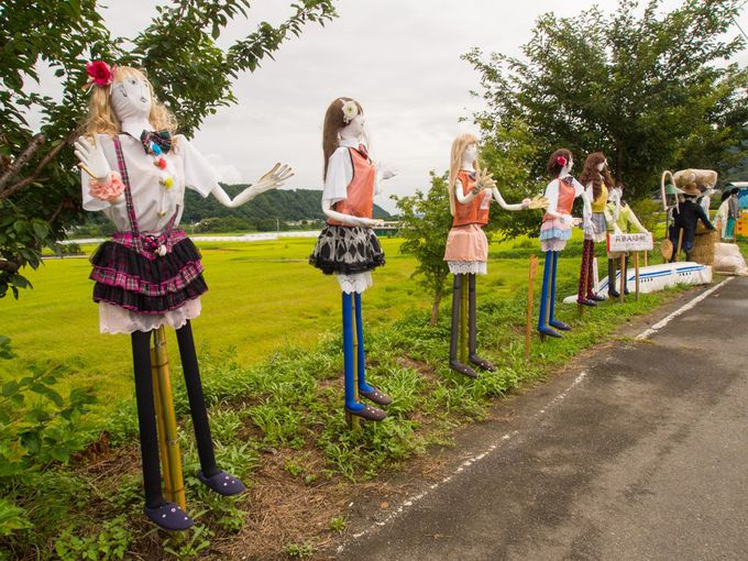 AKB48から宇宙飛行士まで旬な人がズラリ!