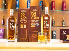 台湾ウイスキーのカバラン蒸留所で無料見学&テイスティング!
