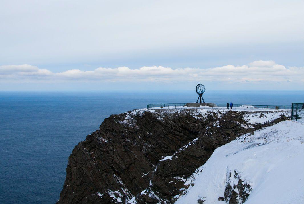 大航海時代に名づけられた「最北の岬」