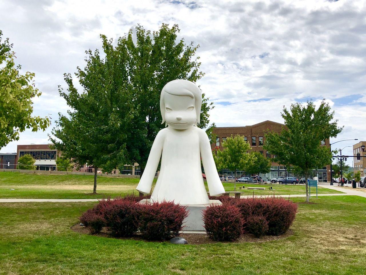 草間彌生も!パッパジョン彫刻公園&デモイン・アートセンター