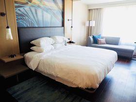 米ハートランドの超快適ホテル!デモイン・マリオット・ダウンタウン