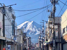 富士山のフモトでレトロ散歩を満喫!〜山梨県富士吉田市〜